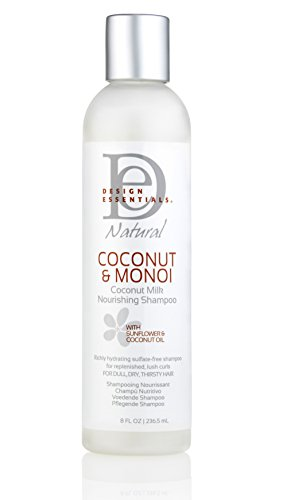 Coconut and Monoi Coconut Milk Nourishing Shampoo by Design Essentials