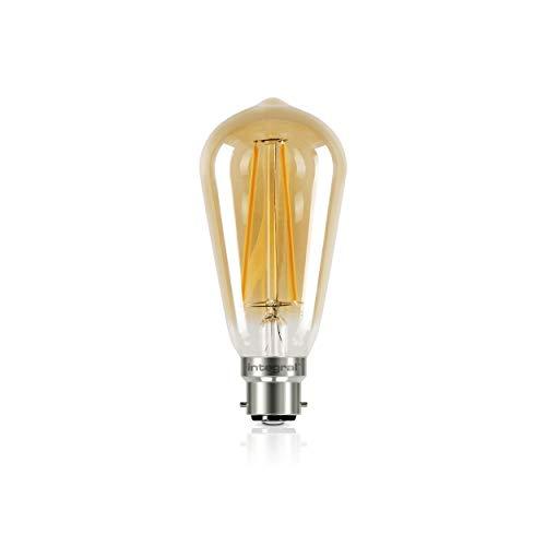 Integral LED Coucher de soleil vintage B22 non dimmable lampe, clair, 2,5 W (40 W) K 170LM