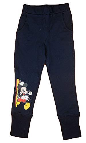 Junge Kinder Freizeit-Hose Harem-Hose Mitwachs-Spiel-Jogging-Hose Mickey Mouse Disney Baby in Größe 68 74 80 86 92 98 104 110 Baumwolle Warm mit Dino (Modell 5, 98)