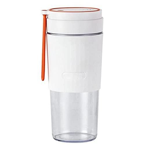 LANGCA Copa de expresión portátil, Material de Calidad de alimento de batería de Litio de Gran Capacidad, Mini Carga inalámbrica USB, Espectador multifunción de Cuchillas de Acero Inoxidable