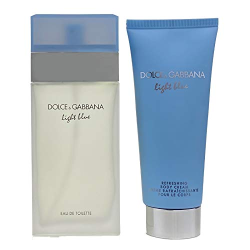Dolce & Gabbana Light Blue EDT 100 ml + BC 100 ml (woman)