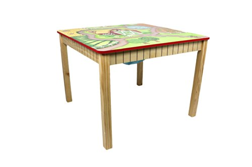 Fantasy Fields Happy Farm Collection Table, Holz, Rot