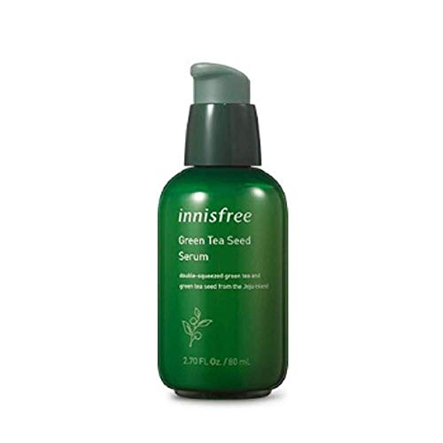 Innisfree The Green Tea Seed Serum Review
