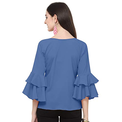 J B Fashion Women Top with Full Sleeves for Women Top,Stylish Top, Casual Wear Top for Women/Girls Top