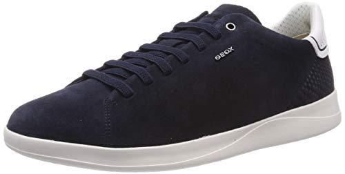 Geox Herren U KENNET B Sneaker, Blau (Navy C4002), 43 EU