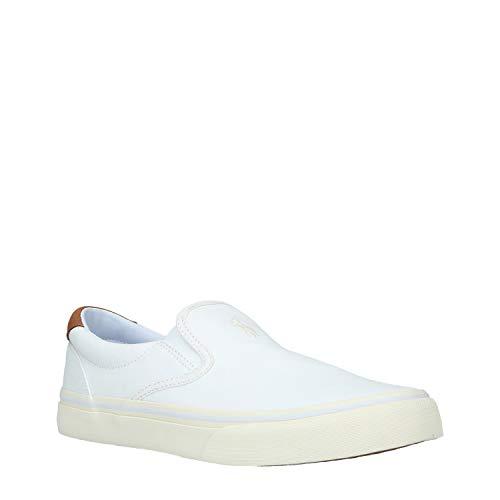 Ralph Lauren Thompson, Schuh für Mann 44 Weiß