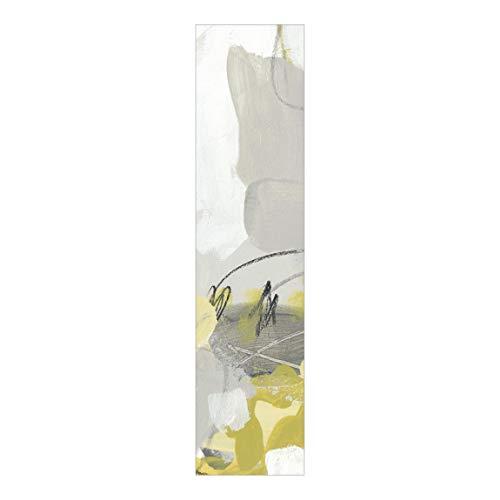 Bilderwelten Cortina Deslizable Impresa Panel Japonés Lemons Mist I Montaje de Pared 250 x 60cm