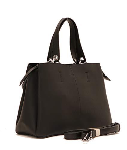 Xuna Tasche für den Alltag (Schwarz)