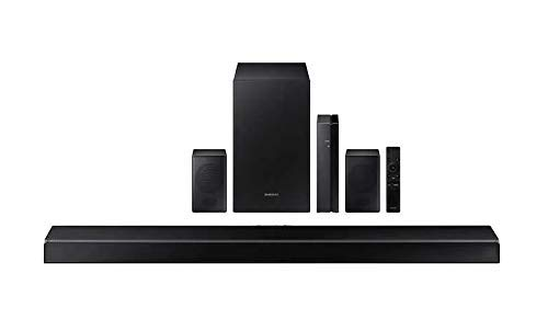 Samsung HW-Q67CT 38.6' 7.1 Channel Home Theater Sound System with Wireless Subwoofer and Rear Speakers (Renewed)