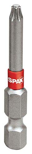 Preisvergleich Produktbild SPAX BIT T-STAR plus T15,  Länge: 50 mm,  5 Stück in der Dose,  5000009183159