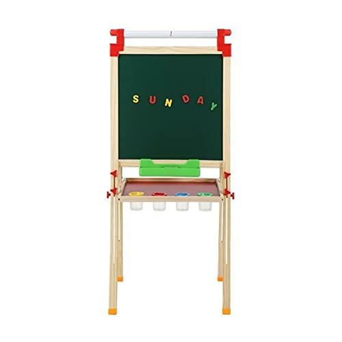 JIAQUAN-SHOP Caballete NUEVOS NIÑOS NIÑOS Pintura Pintura Dibujo NIÑOS Craft Craft SCHEAR CASA Uso Escribir Borre seco Caballete de niños