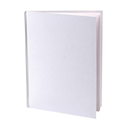 White Blank Books with Hardcovers 6