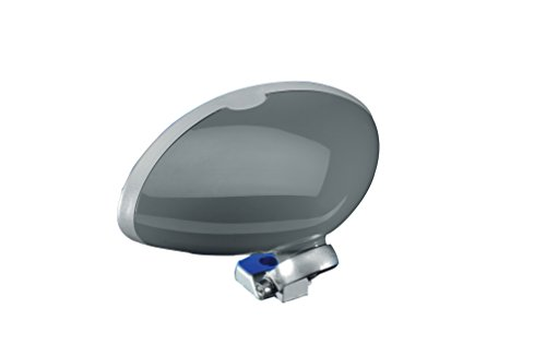 HELLA 1NB 007 892-821 FF/Halogène-Kit de projecteurs antibrouillard - Comet FF 300 - 12V - ovale - Montage en saillie - Couleur du voyant: limpide - 4pôle - gauche/droite - Kit - Quantité: 2