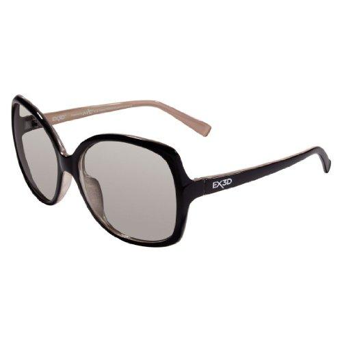 EX3D Eyewear EX3D1008 Passive 3-D Polarisation Brille