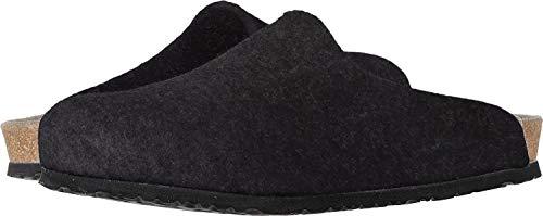 Mephisto Women's YIN Slide Sandal, Graphite, 7 M US