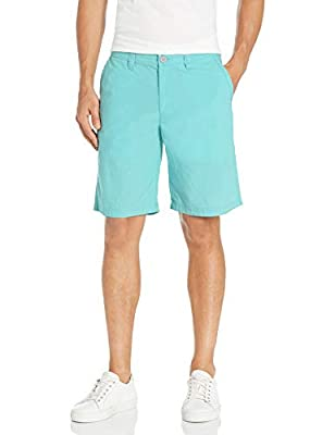 Columbia Men's Washed Out Comfort Stretch Casual Short, Iceberg, 38W x 10L
