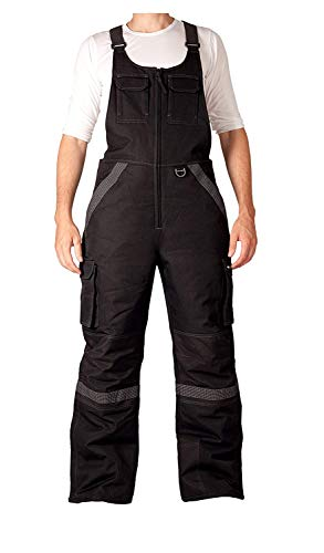 Arctix Men's Overalls Tundra Ice Fishing Bib