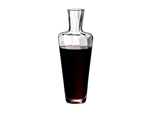 RIEDEL decanteerder moel, wijndecanteerder, karaf, vat, kristalglas, 1,15 L, 2019/03