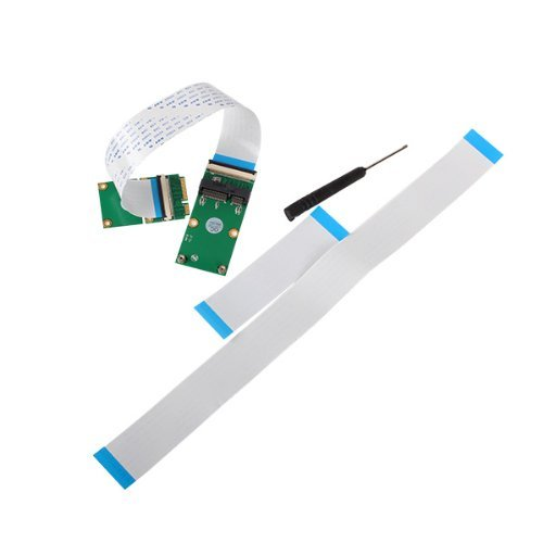BQLZR Mini PCI Express-PCI-E-Karte Mini Extender Verl?ngerungskabel Leistungsstarke Test Tool