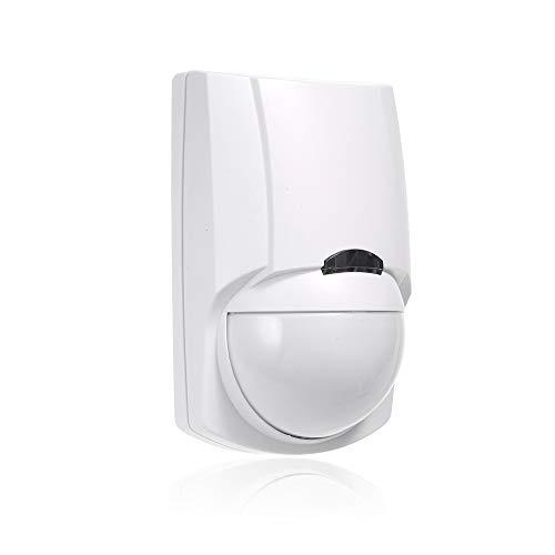 SONOFF Bewegungssensor PIR, 433 MHz RF Kabellos Dual Infrarot Detektor Intelligentes Zuhause Sicherheit Alarmsystem