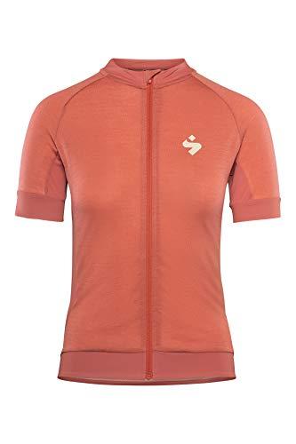 Sweet Protection Camiseta Crossfire Merino SS para Mujer, Mu