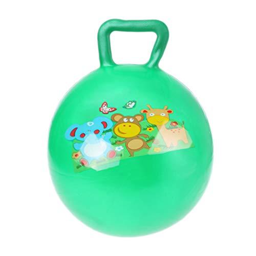 LyGuy Bolas De Juguete Inflables para Niños, Inflables, Saltos Y Bolas De Salto Pelota para Saltar Regalo para Niños Colorea Aleatoriamente 1 Pieza