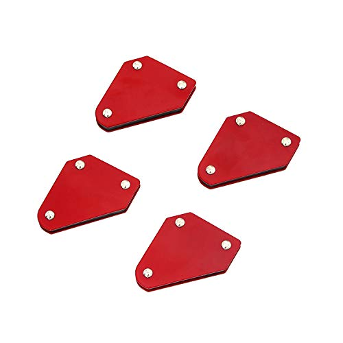 Welding Magnet New Set Tig Arc Mig Magnetic Welding Square (76010-4Pack)