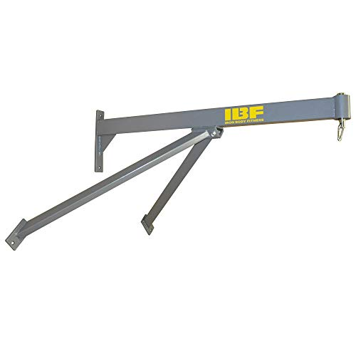 Iron Body 98092-2 Commercial Heavy Bag Wall Mount