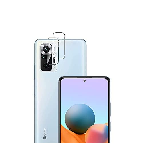 【2枚セット】Xiaomi Redmi Note 10 Pro ガラスフィルム シャオミ Redmi Note 10 Pro レンズ液晶保護フィルム 【ELMK】日本製素材旭硝子製・業界最高硬度9H ・高透過率・超薄型・耐衝撃・防塵・飛散防止・自動吸着・指