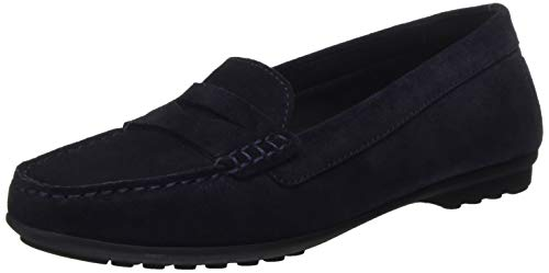 Geox D Elidia A, Mocassin Mujer