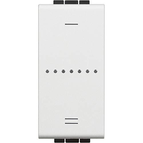 Bticino N4411C Livinglight Interruttore Dimmer, Bianco