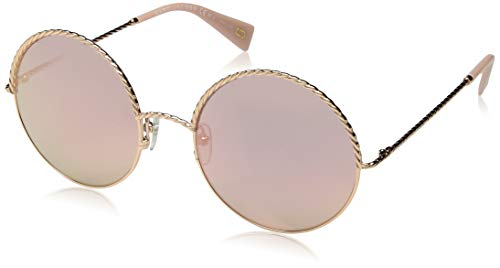 Marc Jacobs Marc 169/S 0J gafas de sol, GOLD PINK, 57 para Mujer