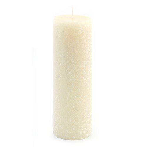 Root Scented Timberline Pillar Candle, 3 x 9, Sugared Grapefruit