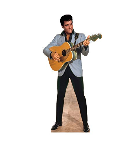 Advanced Graphics Elvis Presley Life Size Cardboard Cutout Standup