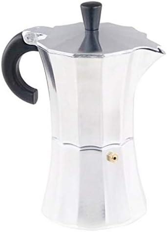 TRS-style V210n-9 mortovetop espresso Limited Very popular price sale maker - aluminum measures