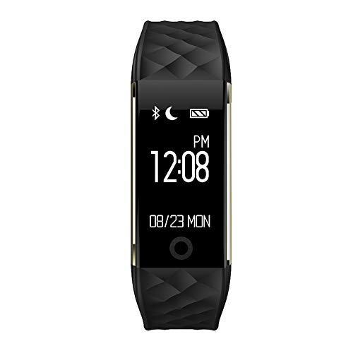 XGODY S2 Smart Watch, Heart Rate Monitor Pedometer Cycling Fitness Tracker Bracelet Reminder Smartwatch, Watch for iPhone Android