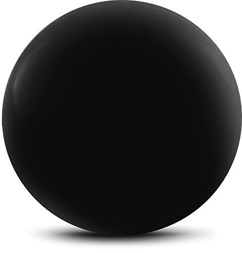 Handstands Smooosh Memory Foam Stress Ball, Black (80713)