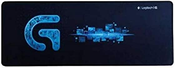 Logitech Local G Logo Gaming Long pad Mouse pad Neoprene Material, Waterproof, Oversized Glowing Led Extended Mousepad,Non...