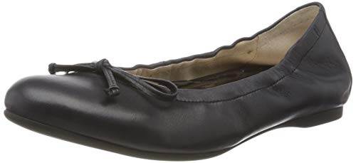 Gabor Shoes Damen Casual Geschlossene Ballerinas, Blau (Midnight 26), 40 EU