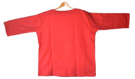 Römer Tunika (rot) für römische Legionäre