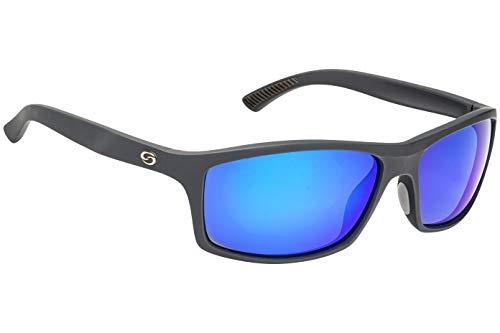 Strike King S11 Optics Brazos/Matte Black Frame, one Size (SG-S1196)