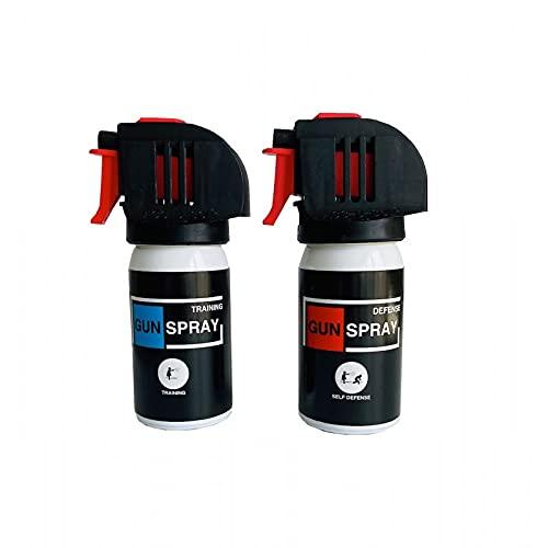 GELCOL Gun Spray Defense + Water Training