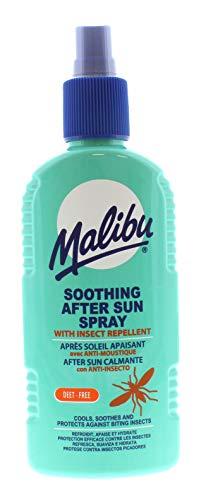Malibu Soothing After Sun Spray Cool & Moisturise 200 ml mit Insektenschutz
