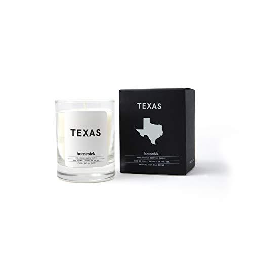 Homesick Mini-Duftkerze Elektrisch 1.5 oz Texas