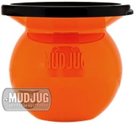 Mud Bud Jug Portable Disposable Spittoon Porta-toon Black Dip Spit Spitter