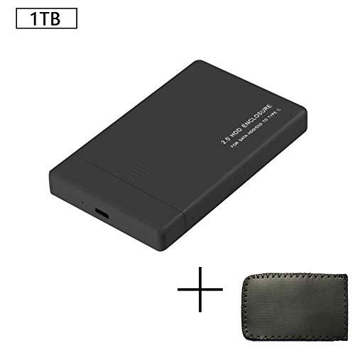 Haodou.Alta Capacidad Disco Duro Externo USB 3.0 Disco Duro Externo 500GB 1TB 2TB Disco Duro Externo portátil para Trabajo PC Laptop Mac Guarde Muchos Archivos