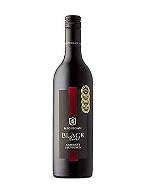 McGuigan Black Label Cabernet Sauvignon Red Wine, 2019, 75 cl (Case of 6)