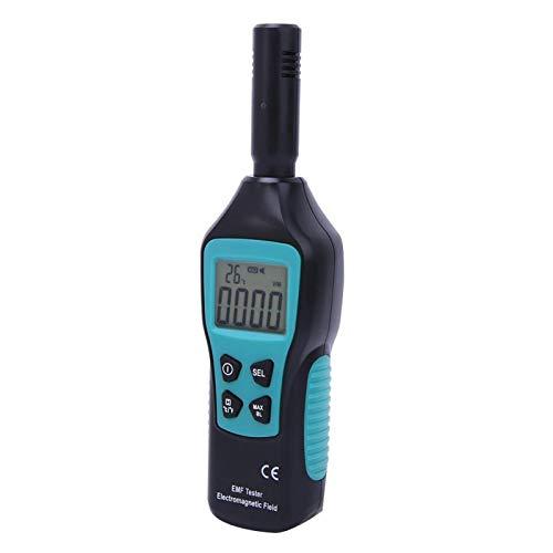 FY876 Probador de Intensidad de Campo electromagnético Detector de radiación Instrumento de Prueba Detector de Campo electromagnético