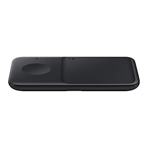 Samsung Caricabatterie wireless Duo EP-P4300B, nero