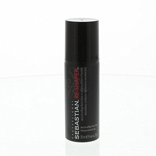 Sebastian Form Re-Shaper Laque pour cheveux Spray de coiffage fixation forte recoiffable 50ml